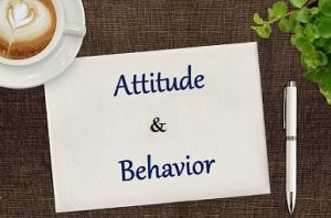 Behavior And Attitude